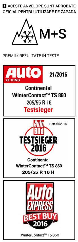 WINTERCONTACT TS860
