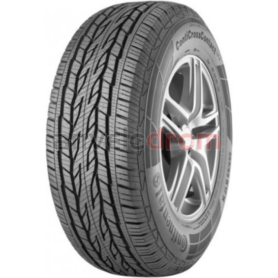 CONTINENTAL CROSS CONTACT LX 2 255/60R17 106H