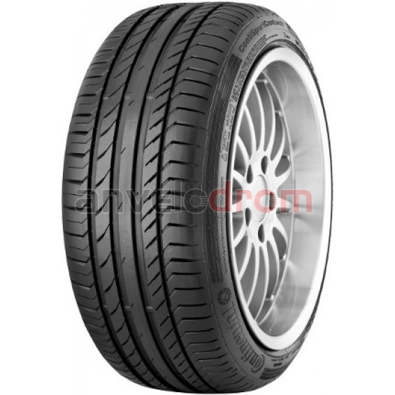CONTINENTAL SPORT CONTACT 5 SUV 285/45R19 111W XL RunFlat