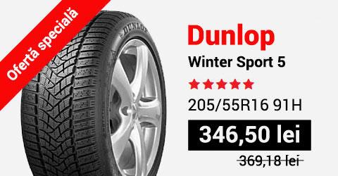 Anvelope de iarna Dunlop Winter Sport 5