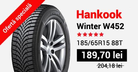 Anvelope de iarna Hankook W452 - Promotie