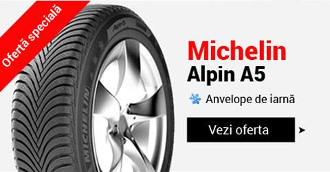 Anvelope de iarna Michelin Alpin A5