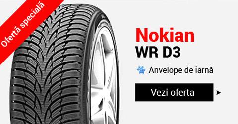 Anvelope de iarna Nokian WR D3