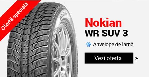 Anvelope de iarna Nokian WR SUV 3