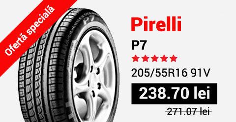 Anvelope de vara Pirelli P7