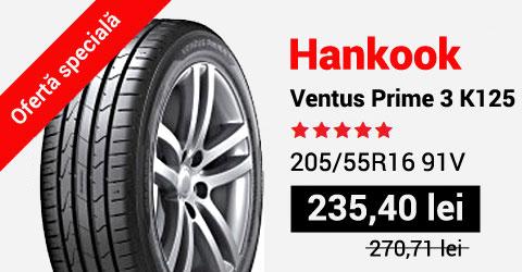 Anvelope de vara Hankook Ventus Prime 3 K125