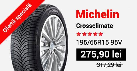 Anvelope de vara Michelin Crossclimate