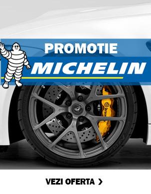 Promotie anvelope Michelin