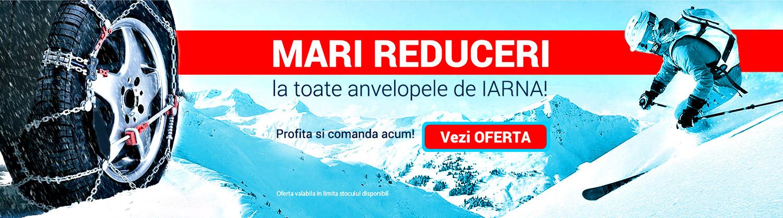 Promotie anvelope de iarna - Reduceri
