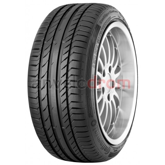 CONTINENTAL SPORT CONTACT 5 255/45R17 98W RunFlat
