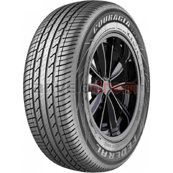FEDERAL COURAGIA XUV 255/60R17 110V XL