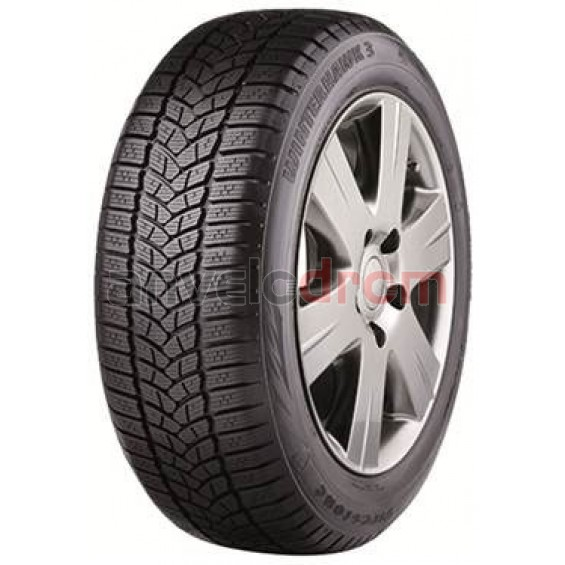 FIRESTONE WINTERHAWK 3 205/55R17 95V XL