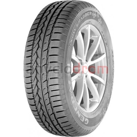 GENERAL SNOW GRABBER 255/50R19 107V XL
