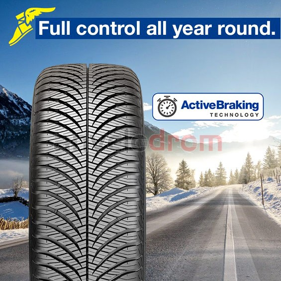 gen 195 Will the goodyear vector 4 seasons gen 2 suit your car find the best tyre for your car read 15 reviews for the goodyear vector 4 seasons gen 2 and compare to other.