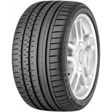 CONTINENTAL SPORT CONTACT 2 255/45R18 99Y