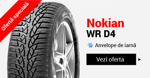 Anvelope de iarna Nokian WR D4