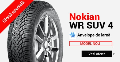 Anvelope de iarna Nokian WR SUV 4