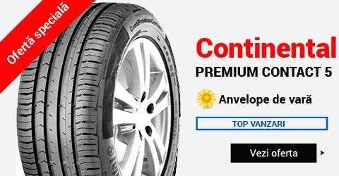 Anvelope vara Continental Premium Contact 5