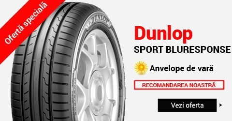 Anvelope vara Dunlop Bluresponse