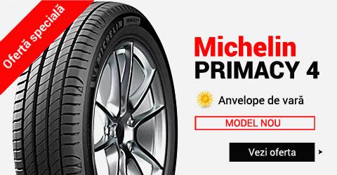 Anvelope de vara Michelin Primacy 4
