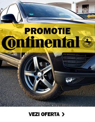 Promotie anvelope vara Continental