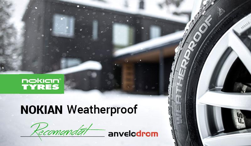 Anvelope Nokian Weatherproof