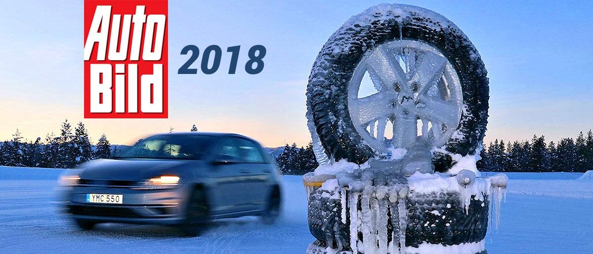 test anvelope iarna autobild 2018