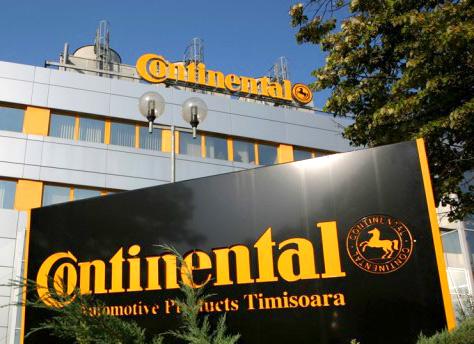 continental fabrica timisoara