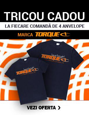 Promotie anvelope Torque