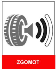 Etichetare anvelope - Nivel de zgomot